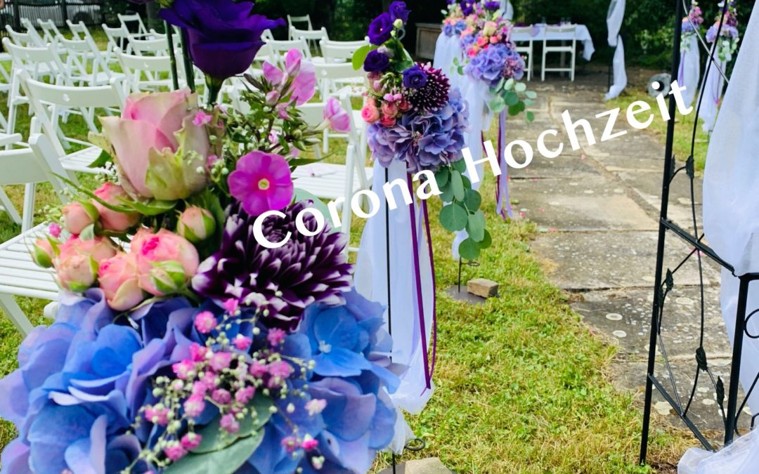Corona Hochzeit?